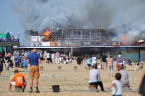 Easbourne Fire