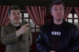 Four Men in a Pub – Twilight Movie Diary